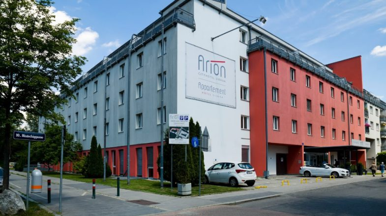 Arion City Hotel Viena