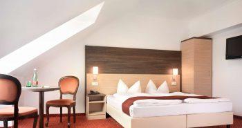 Hotel Marc Aurel - Camera dubla